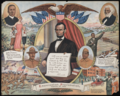 Emancipation Proclamation, September 22, 1862 (1919), by E.G. Renesch.png