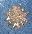 Embroidered star of Order of the Holy Spirit (Alexander I of Russia).jpg