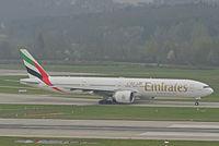A6-ECQ - B77W - Emirates