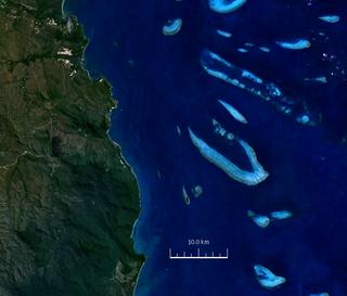 reef in Australia