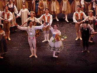 English National Ballet - Image: English National Ballet