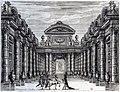 Engraving from 'Scene e machine preparate alle nozze di Teti Balletto reale' – INHA NUM 4 RES 1152 vue 33 Act III 1.jpg