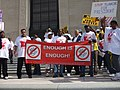 Enough is Enough rally at Louisiana state capitol in Baton Rouge, Wednesday, May 27, 2009 03.jpg
