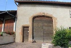 Entrée abbaye Crottet 3.jpg