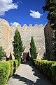 Entrada del castillo de Urueña. - panoramio.jpg