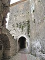 Entrance of fortress of Eze.jpg