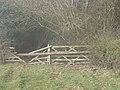 Entrance to Park Wood - geograph.org.uk - 859385.jpg