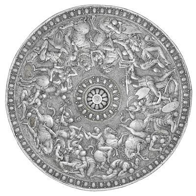UE4] Shield Pack - Wooden Round Shield — Elliot Sharp | 3D Artist ...