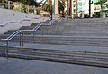 Escales de baixada a l'estació d'Aiora.JPG