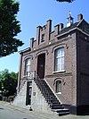 foto van Raadhuis; tegenwoordig woonhuis