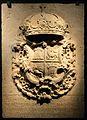 Escut commemoratiu de la construcció de l'ermita de l'embassament de Tibi, 1786, MARQ.JPG