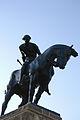 Estatua ecuestre San Jordi en Montjuic 1.jpg