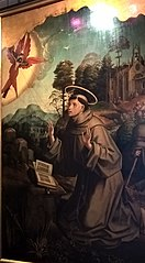 Stigmatization of St. Francis of Assisi