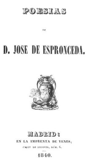 El estudiante de Salamanca - Image: Estudiantesalamanca