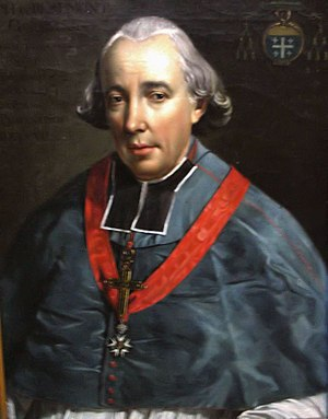 Roman Catholic Diocese of Ghent - Stefaan-Andreas de Paula Fallot de Beaumont