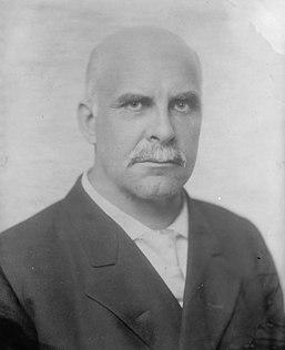 Eugene W. Chafin American politician