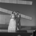Eurovision Song Contest 1976 rehearsals - Italy - Al Bano & Romina Power 3.png
