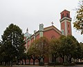 Evangelic church in Kežmarok, Slovakia 01.jpg