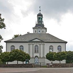 Evangelische Pfarrkirche Bad Marienberg 5899