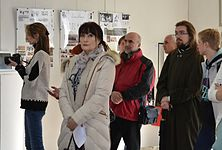 Exhibition Theater and Film painter in Palace of Art 14.04.2015 06.JPG