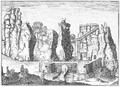 Externsteine Elias van Lennep 1663.png