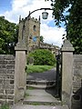 Eyam - St. Lawrence's Church View - geograph.org.uk - 866368.jpg