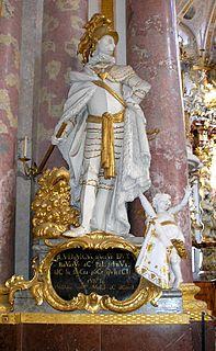 Louis II, Duke of Bavaria Duke of Upper Bavaria and Count Palatine of the Rhine