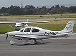 F-HAMP Cirrus SR22 (35397549943).jpg