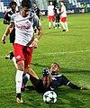 FC Salzburg versus Girondins Bordeaux (UEFA Youth League 17. Oktober 2017) 04.jpg