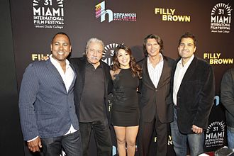 Filly Brown - Image: FILLY BROWN Miami Premiere
