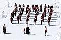 FIL 2012 - Arrivée de la grande parade des nations celtes - Bagad Bro Kemperle.jpg