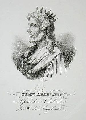 Aripert I - Aripert I