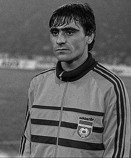 Kosovar-Yugoslavian footballer