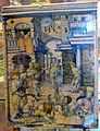 Faenza o marche, targa con martirio di san sebastiano, 1510 ca..JPG