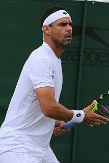 Alejandro Falla Colombian tennis player