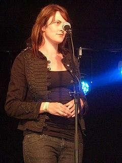 Fay Hield English folk singer