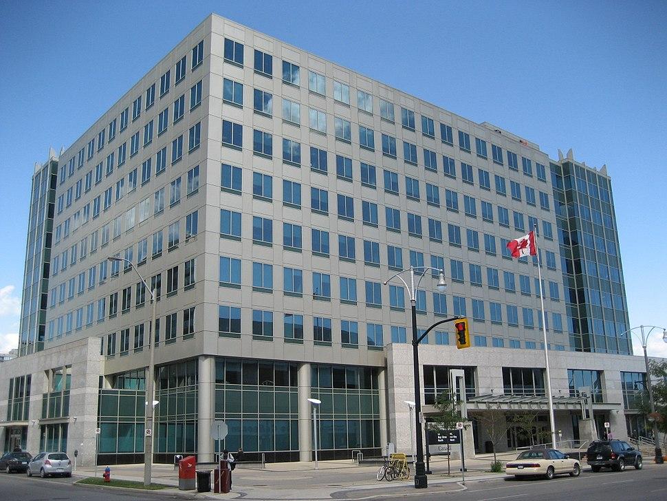 Federal Building Hamilton