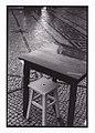 Feira do Livro Lisboa 2011 - Uma mesa e duas cadeiras (5879028956).jpg
