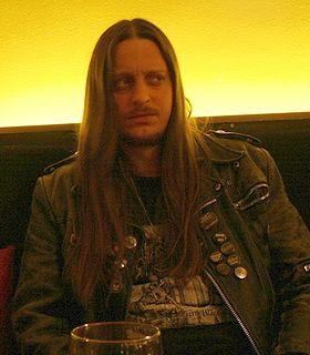 Fenriz Norwegian musician