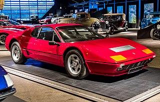 Ferrari Berlinetta Boxer car model
