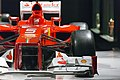 Ferrari F2012 front suspension 2017 Museo Fernando Alonso.jpg