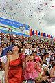 Festiwal Naadam na stadionie narodowym w Ułan Bator 30.JPG