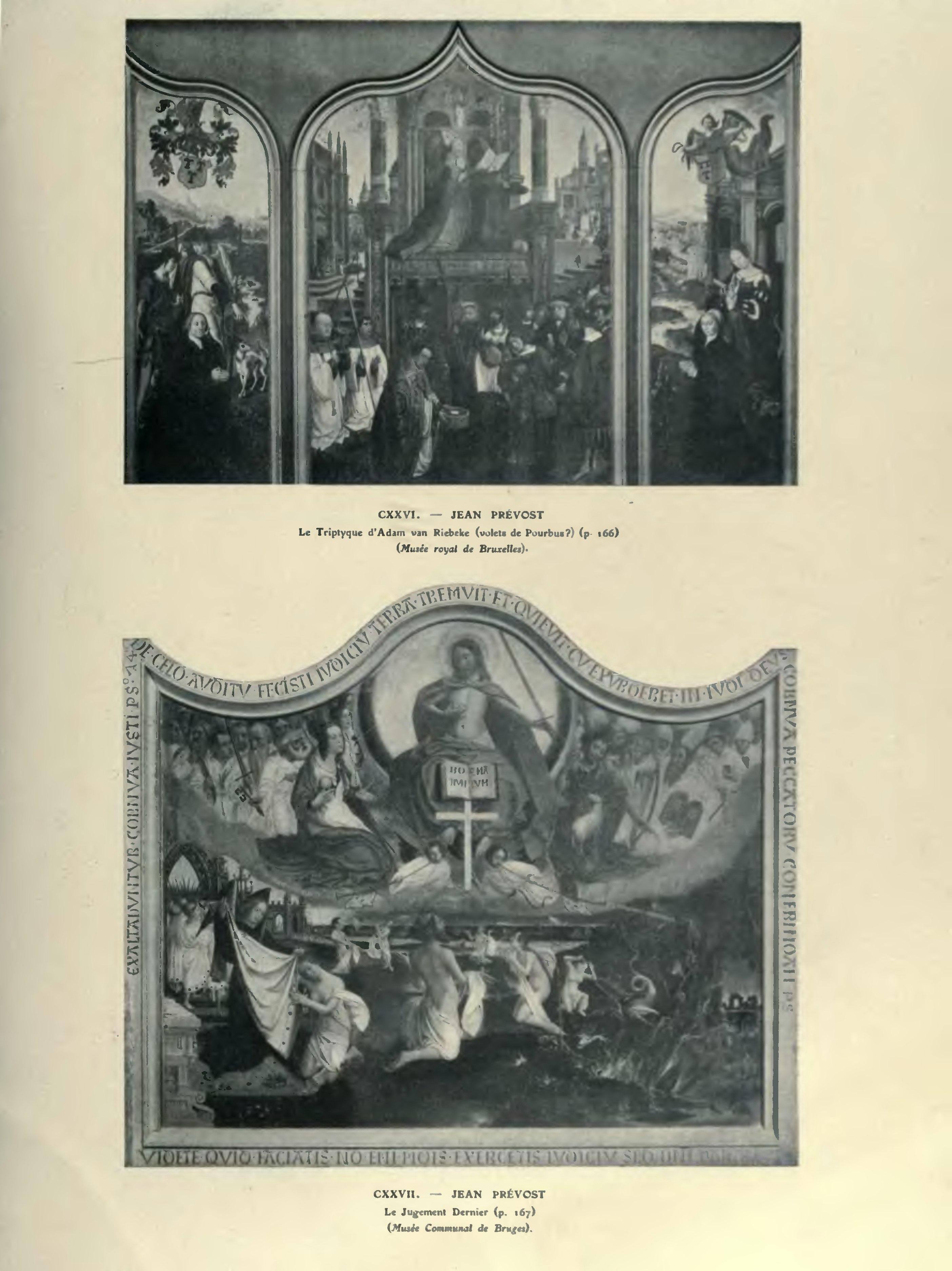 Page Fierens Gevaert La Peinture En Belgique Volume 1 Djvu 341 Wikisource