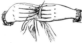 Stitch (textile arts) - Hand-stitches.
