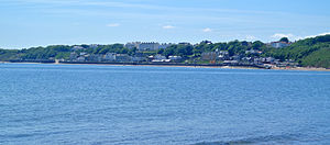 Filey - Filey viewed from Filey Brigg