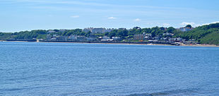 Filey viewed from Filey Brigg