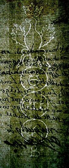 Resultado de imagen de filigrana libros fondo antiguo