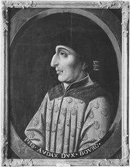 Filip II, 1341-1404, den djärve hertig av Burgund