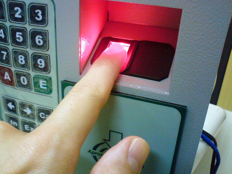 Finger Print Recognization - Fundamentals, Advantages and