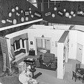 Firato 1963 Een van de vele stands van de Nederlandse televisie, Bestanddeelnr 915-5208.jpg